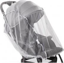 Москитная сетка Baby care Star для прогулочных колясок, белый