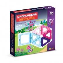 "Магнитный конструктор Magformers ""Pastelle set 14"""