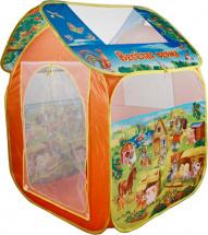 Игровая палатка  Играем вместе Веселая ферма