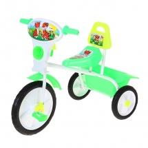 """Велосипед трехколесный """"Малыш 06П"""", зеленый, Старт"""