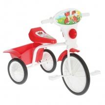 """Велосипед трехколесный """"Малыш 05"""", красный, Старт"""