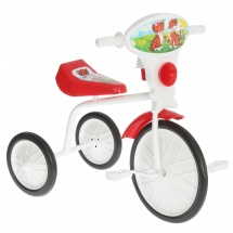 """Велосипед трехколесный """"Малыш 01"""", красный, Старт"""