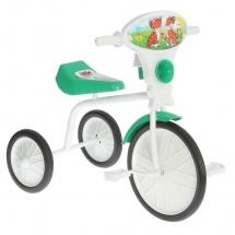 """Велосипед трехколесный """"Малыш 01"""", зеленый, Старт"""
