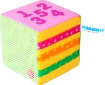 Игрушка Мякиши Математический кубик