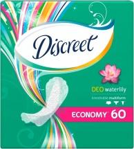 Прокладки женские ежедневные Discreet Deo Water Lily Multiform 100шт