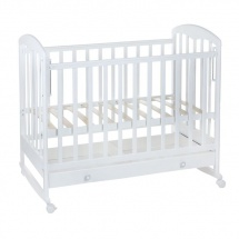 """Кроватка детская """"Фея 325"""", Белый"""