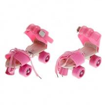 Ролики для обуви раздвижные, 16-21 см, Onlitop