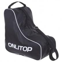 Сумка для коньков и роликов, черный, Onlitop