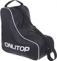 Сумка для коньков и роликов Onlitop, черный