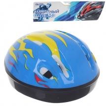 """Детский защитный шлем """"OT-H6"""", S (52-54 см), синий, Onlitop"""
