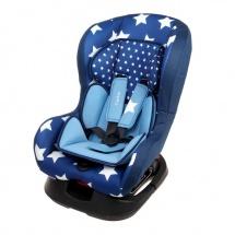 Автокресло CARINA LB-N303 синее со звездами