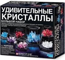 Удивительные кристаллы/Большой набор