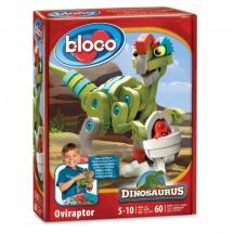"Конструктор ""Динозавр Овираптор"", Bloco"