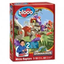 """Конструктор """"Динозавр Микрораптор"""", Bloco"""