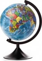 """Глобус Земли """"Политический"""", d 210 мм, серия Классик, Globen"""