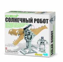 """Конструктор """"Солнечный робот"""", 4M"""
