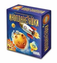 """Настольная игра """"Инопланетяшки"""", Hobby World"""