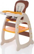 Стульчик для кормления Baby Care O-ZON, бежевый