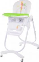 Стульчик для кормления Baby Care Trona, зеленый