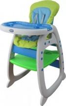 Стульчик для кормления Baby Care O-ZON, зеленый