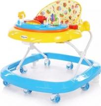 Ходунки Baby Care Sonic, желто-голубой