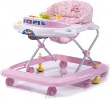 Ходунки Baby Care Tom&Mary Розовый (Pink)
