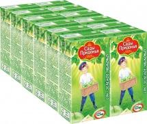 Сок Сады Придонья Зеленое яблоко с 4 мес 125 мл х 18 шт