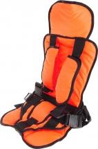 Автокресло бескаркасное Berry Стандарт 9-36 кг Оранжевый