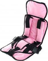 Автокресло бескаркасное Berry Стандарт 9-36 кг Розовый