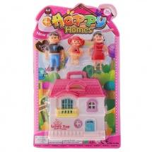 """Дом для кукол """"Любимый дом"""" с фигурками"""