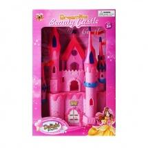 Замок для кукол со световыми и звуковыми эффектами