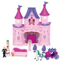 Кукольный замок-2, с аксессуарами