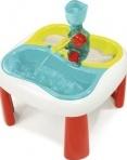 Стол-песочница для игр с песком и водой, Smoby