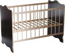 Кроватка Мир Колибри Классик 1, венге