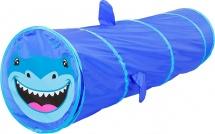 Туннель Toys Акула, синий