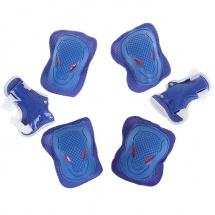 Защита роликовая OT-2030 р S, цвет синий, Onlitop