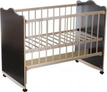 Кроватка Колибри Классик 4, венге