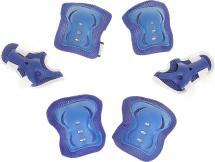 Защита роликовая Onlitop OT-2020 размер S, синий