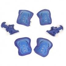 Защита роликовая OT-2020 р S, цвет синий, Onlitop