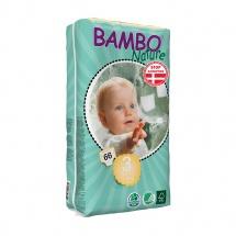 Подгузники Bambo Nature 3 (5-9 кг) 66 шт