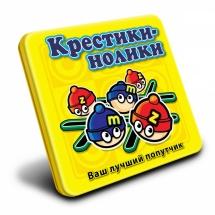 Магнитная игра Крестики-Нолики, MACK&ZACK