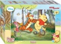 """Пазл Steppuzzle """"Disney. Винни и его друзья"""" 60 эл"""