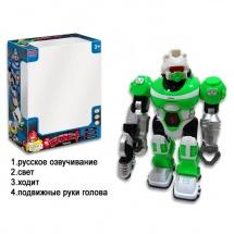 """Робот """"Бласт"""", световые и звуковые эффекты, Zhorya"""