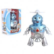 """Робот """"Весельчак"""", световые и звуковые эффекты"""