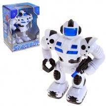 Робот Spacebot, Забияка