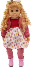 Кукла интерактивная Tongde Наташа