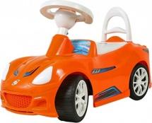 Каталка Спорт-кар Орион, оранжевый