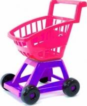 Тележка Орион Супермаркет, розовый