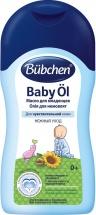 Масло Bubchen для младенцев 400 мл