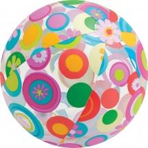 Мяч Intex Узоры 61 см